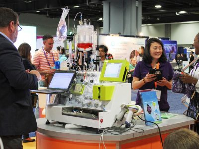 Exhibit Hall at IMMUNOLOGY 2017™