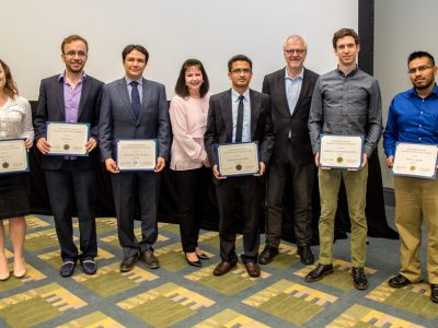 AAI-Thermo Fisher Trainee Achievement Awardees