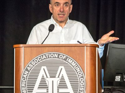 Jean-Laurent Casanova's AAI-Steinman Award for Human Immunology Research Award Lecture